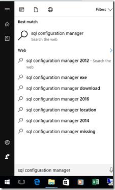 SQLServerConfigurationManagerPesquisa