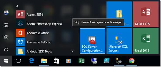 SQLServerConfigurationManagerPesquisaStart